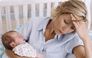 Послеродовой психоз: симптомы, лечение, причины